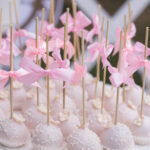Cake Pops Ribbons