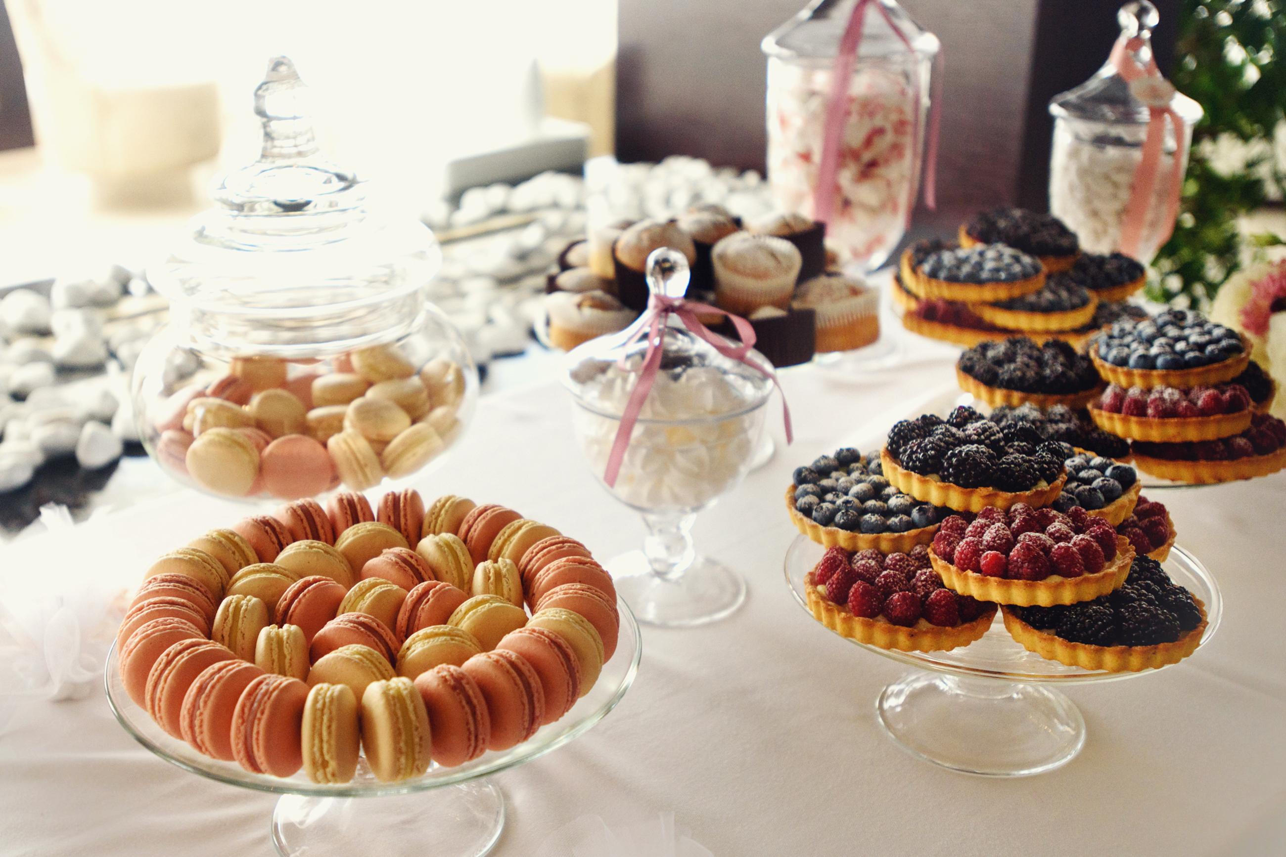 Dessert Table IV