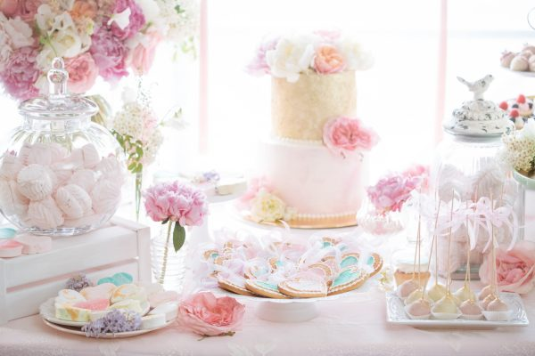 Dessert Table VI