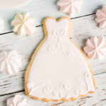 Wedding Cookies Bride