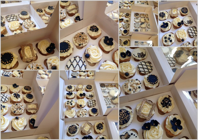 Wedding Cupcakes Sample